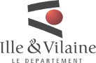 Logo du Conseil Général d'Ille-et-Vilaine